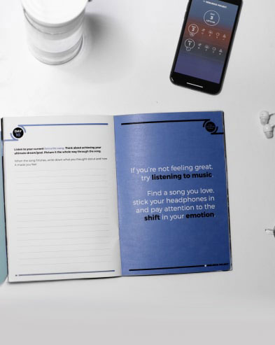 The Resilience Project wellbeing journals
